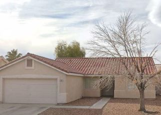 Pre Foreclosure in North Las Vegas 89031 BRICK OVEN ST - Property ID: 1569542165