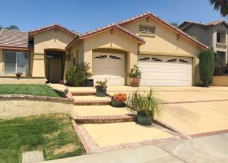 Pre Foreclosure in Moreno Valley 92557 FRANKLIN ST - Property ID: 1569629771