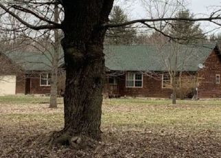 Pre Foreclosure in Mount Pleasant 48858 N LEATON RD - Property ID: 1569916191
