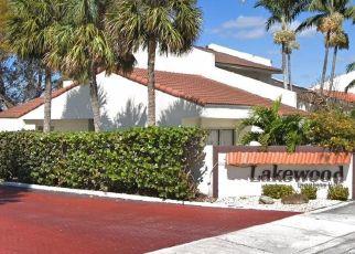 Pre Foreclosure in Miami 33184 SW 124TH PLACE CONCOURSE - Property ID: 1570046275