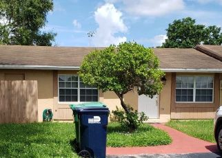 Pre Foreclosure in Miami 33193 SW 69TH TER - Property ID: 1570064226