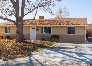 Pre Foreclosure in Grand Junction 81504 SANTEE ST - Property ID: 1570096652