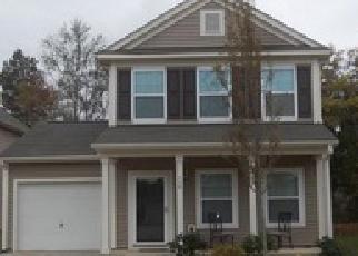 Pre Foreclosure in Charlotte 28216 CORNIELLE LN - Property ID: 1570100136
