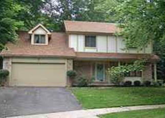 Pre Foreclosure in Toledo 43615 HIDDENWOOD CT - Property ID: 1570205713