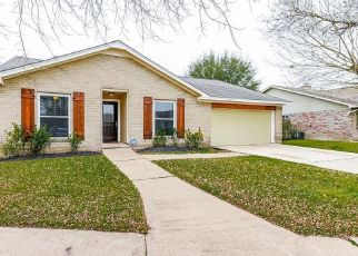 Pre Foreclosure in Houston 77089 OLIVEWOOD DR - Property ID: 1570298105