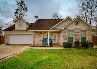 Pre Foreclosure in New Caney 77357 JOHNSON RD - Property ID: 1570356360