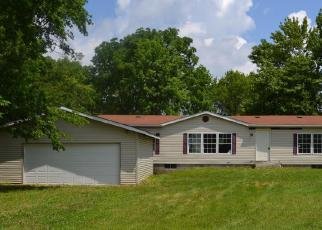Pre Foreclosure in Greensburg 47240 W COUNTY ROAD 300 N - Property ID: 1570616519
