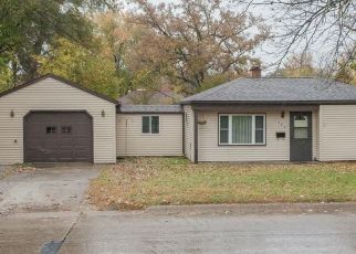 Pre Foreclosure in Cedar Rapids 52402 32ND ST NE - Property ID: 1570888503
