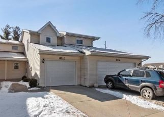 Pre Foreclosure in Urbandale 50322 OAKWOOD DR - Property ID: 1570972147