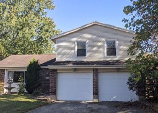 Pre Foreclosure in Richmond 47374 IDLEWILD DR - Property ID: 1571128513