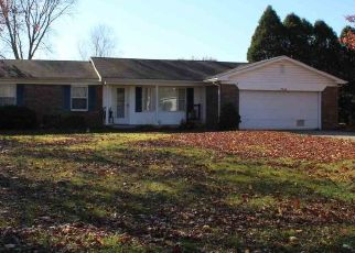 Pre Foreclosure in Marion 46952 W CANDOR DR - Property ID: 1571151279
