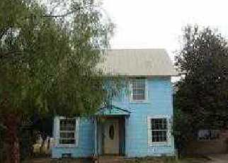 Pre Foreclosure in Selma 93662 ORANGE AVE - Property ID: 1571600203