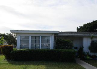 Pre Foreclosure in Delray Beach 33445 SOUTH DR - Property ID: 1571687365