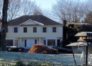 Pre Foreclosure in Westport 06880 ROSHAB LN - Property ID: 1571748241