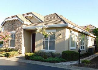 Pre Foreclosure in El Dorado Hills 95762 PARK DR - Property ID: 1571777595