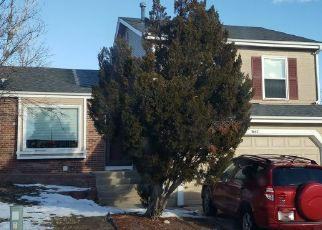 Pre Foreclosure in Parker 80134 BLUEGRASS CIR - Property ID: 1571806498
