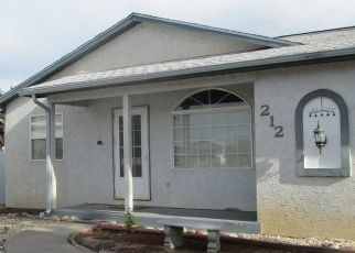 Pre Foreclosure in Florence 81226 HIGH MEADOWS CT - Property ID: 1571919945