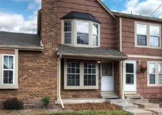 Pre Foreclosure in Aurora 80015 E CHENANGO AVE - Property ID: 1571926953