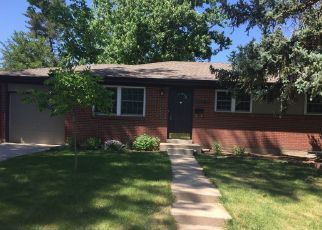 Pre Foreclosure in Englewood 80112 E BRIARWOOD BLVD - Property ID: 1571928698