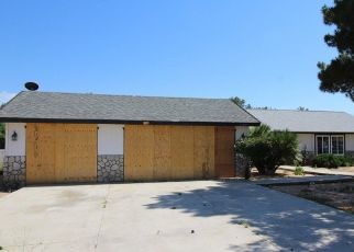 Pre Foreclosure in Hesperia 92345 BASCOM ST - Property ID: 1572052193