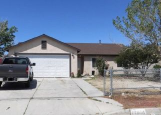 Pre Foreclosure in Adelanto 92301 JUNIPER ST - Property ID: 1572057458