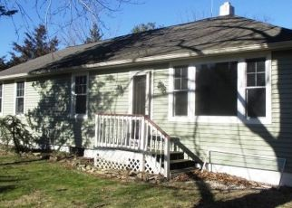 Pre Foreclosure in Woodbine 08270 ROUTE 47 - Property ID: 1572079803