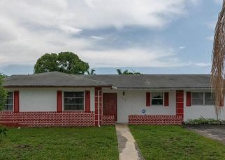 Pre Foreclosure in Fort Lauderdale 33351 NW 46TH ST - Property ID: 1572406521