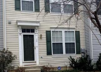 Pre Foreclosure in Owings Mills 21117 CYPRESS GROVE CT - Property ID: 1572580392