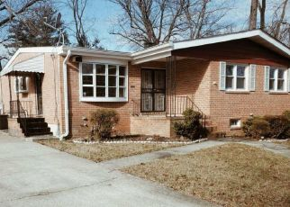 Pre Foreclosure in Randallstown 21133 PIKESWOOD DR - Property ID: 1572626380