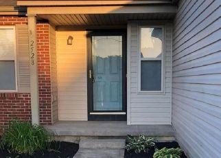 Pre Foreclosure in Grove City 43123 DELAMAINE DR - Property ID: 1572984201