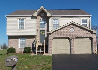 Pre Foreclosure in Canal Winchester 43110 CONN HOUSE DR - Property ID: 1573021432