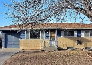Pre Foreclosure in Greeley 80634 25TH AVENUE CT - Property ID: 1573117348