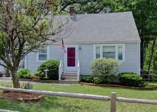 Pre Foreclosure in Framingham 01701 LONDONDERRY RD - Property ID: 1573254440