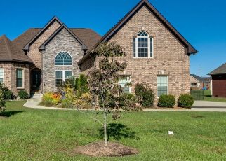 Pre Foreclosure in Greenbrier 37073 SHEFFIELD LN - Property ID: 1573495775