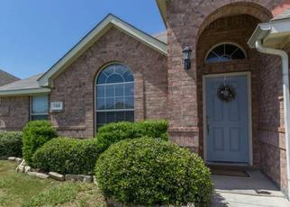 Pre Foreclosure in Haslet 76052 HORN TOAD DR - Property ID: 1573514598