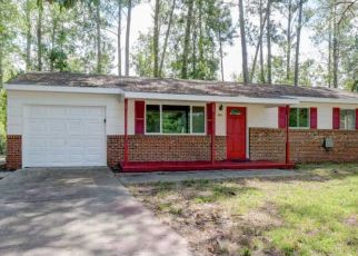 Pre Foreclosure in Jacksonville 28540 S GLEN CT - Property ID: 1573665703