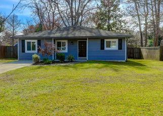 Pre Foreclosure in Mount Pleasant 29464 WILLIAMSON DR - Property ID: 1573722636