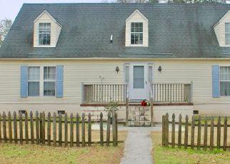 Pre Foreclosure in Mount Pleasant 29466 SALLY GAILLARD LN - Property ID: 1573874166