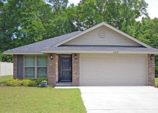 Pre Foreclosure in Milton 32583 FORT MCALLISTER CT - Property ID: 1574064248