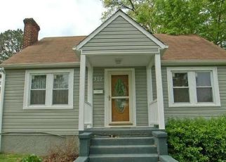 Pre Foreclosure in Capitol Heights 20743 69TH ST - Property ID: 1574340170