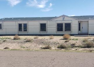 Pre Foreclosure in Florence 85132 N CHAPS DR - Property ID: 1574424712