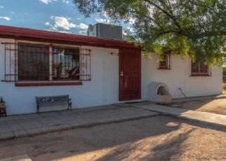 Pre Foreclosure in Tucson 85706 W WYOMING ST - Property ID: 1574473315