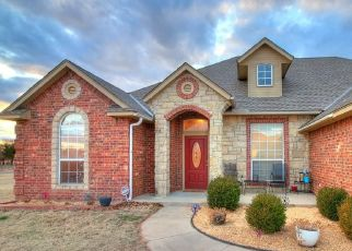 Pre Foreclosure in Choctaw 73020 SUNSET HILLS CIR - Property ID: 1574835976