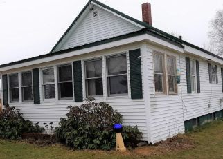 Pre Foreclosure in Howland 04448 WATER ST - Property ID: 1575352780