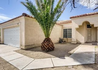 Pre Foreclosure in Henderson 89015 WRIGHT WAY - Property ID: 1575453505