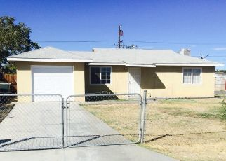 Pre Foreclosure in Mojave 93501 RICHARD AVE - Property ID: 1576048274