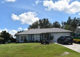 Pre Foreclosure in Sebastian 32958 ATLANTUS TER - Property ID: 1576598814