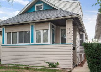 Pre Foreclosure in Oak Park 60302 N TAYLOR AVE - Property ID: 1576696926
