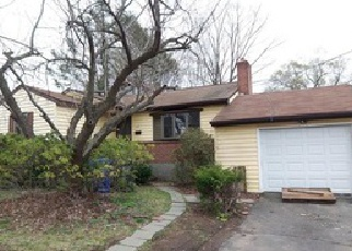 Pre Foreclosure in Newington 06111 BROCKETT ST - Property ID: 1577146721