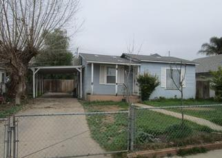 Pre Foreclosure in Clovis 93611 5TH ST - Property ID: 1577369196